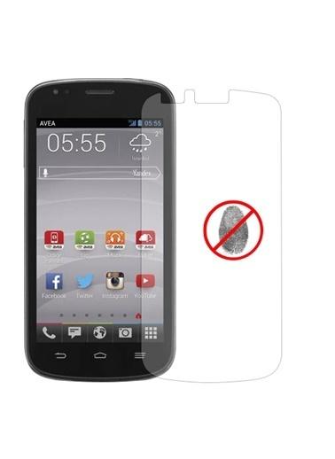 Samsung Avea Intouch 3 Ekran Koruyucu Mat - 4 Adet Renkli